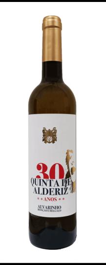 Quinta de Alderiz Alvarinho 30 anos