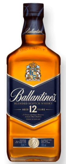 Ballantines 12 Anos