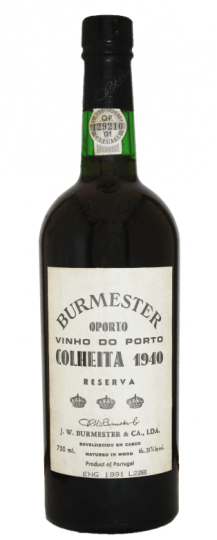Burmester Colheita 1940