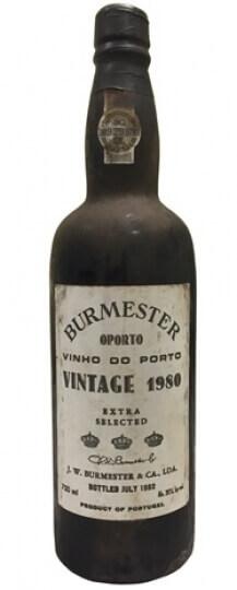 Burmester Vintage 1980