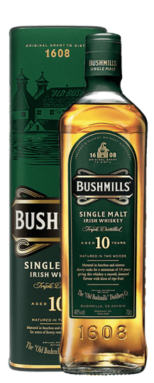 Bushmills Malt 10 Anos