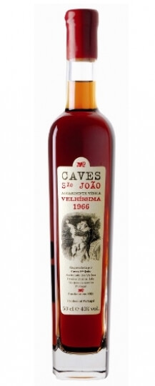 Caves São João Velhíssima Vínica 1966