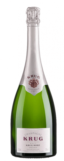Champagne Krug Rose