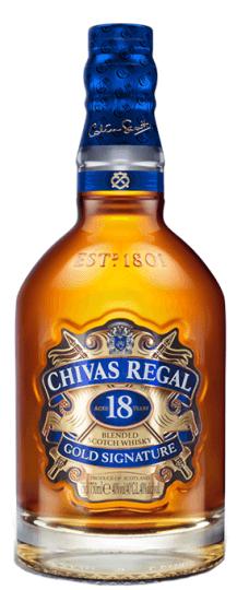 Chivas Regal 18 Anos