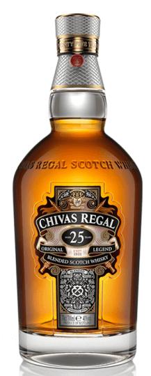 Chivas Regal 25 Anos
