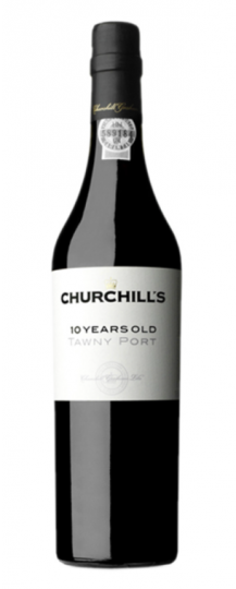 churchills 10 anos