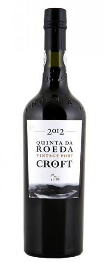 Croft Quinta da Roeda Vintage 2012