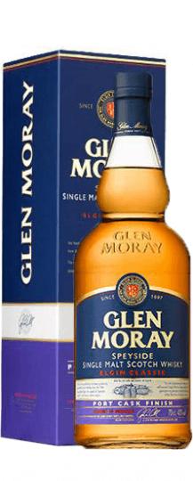 Glen Moray Single Malt Port Cask