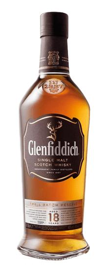 Glenfiddich 18 Anos