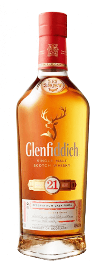 Glenfiddich 21 Anos