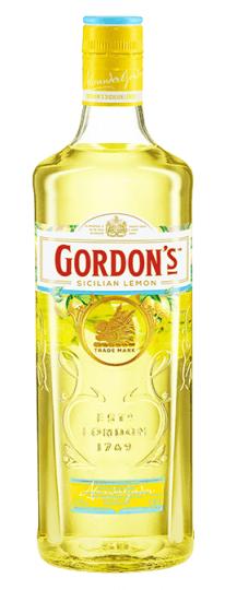 Gordons Sicilian