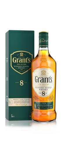grantswhiskysherry700mlgroup