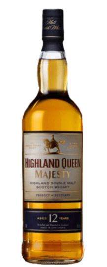 Highland Queen Majesty 12 anos