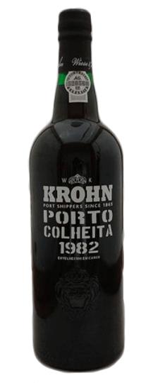 Krohn Colheita 1982
