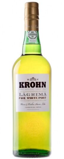 Krohn Lágrima White