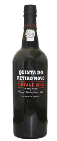 Krohn Quinta do Novo Retiro Vintage 2009