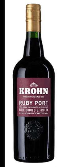 Krohn Ruby