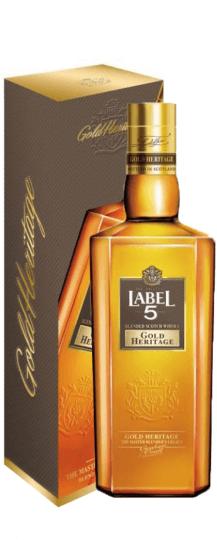 Label 5 Gold Heritage