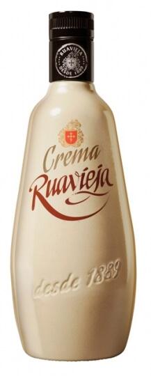 Licor Creme Ruavieja