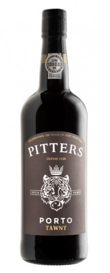 Pitters Tawny