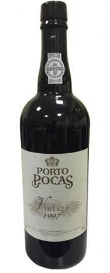 Poças Vintage 1997