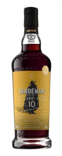 sandeman 10 anos