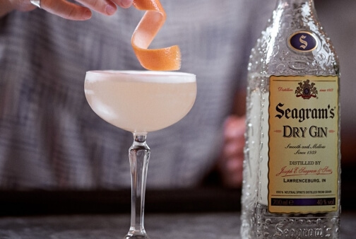 seagrams gin 1