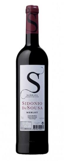 Sidónio Sousa Merlot