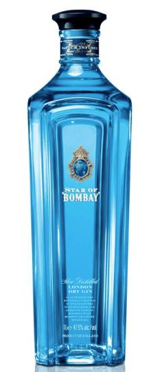 Star Of Bombay London Dry
