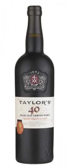 Taylor's 40 Anos