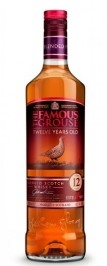 The Famous Grouse 12 Anos