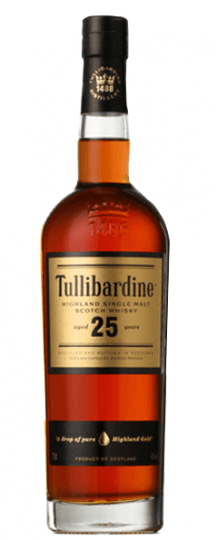 Tullibardine 25 Anos