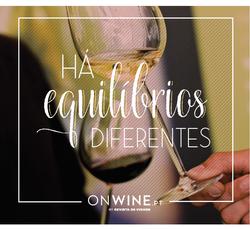 Há equilíbrios diferentes - Vinhos Atlânticos x Mediterrânicos